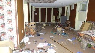 Opuszczony Hotel   Spotkanie z Wandalami  URBEX #113 