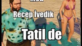 GTA 5 Modları / Recep İvedik Tatil DE