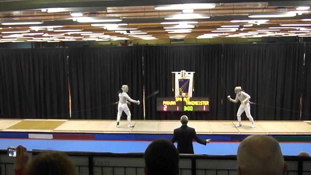 Semifinal Terni 2013, Padura - Tanzmeister (Parte 1)