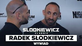 Słodkiewicz Classic 2019 | Radek Słodkiewicz o swojej książce oraz przyszłości w MMA | 4K
