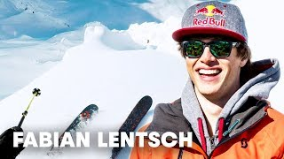 A year in the life of big mountain skier Fabian Lentsch. | 4K Straight from the Athletes