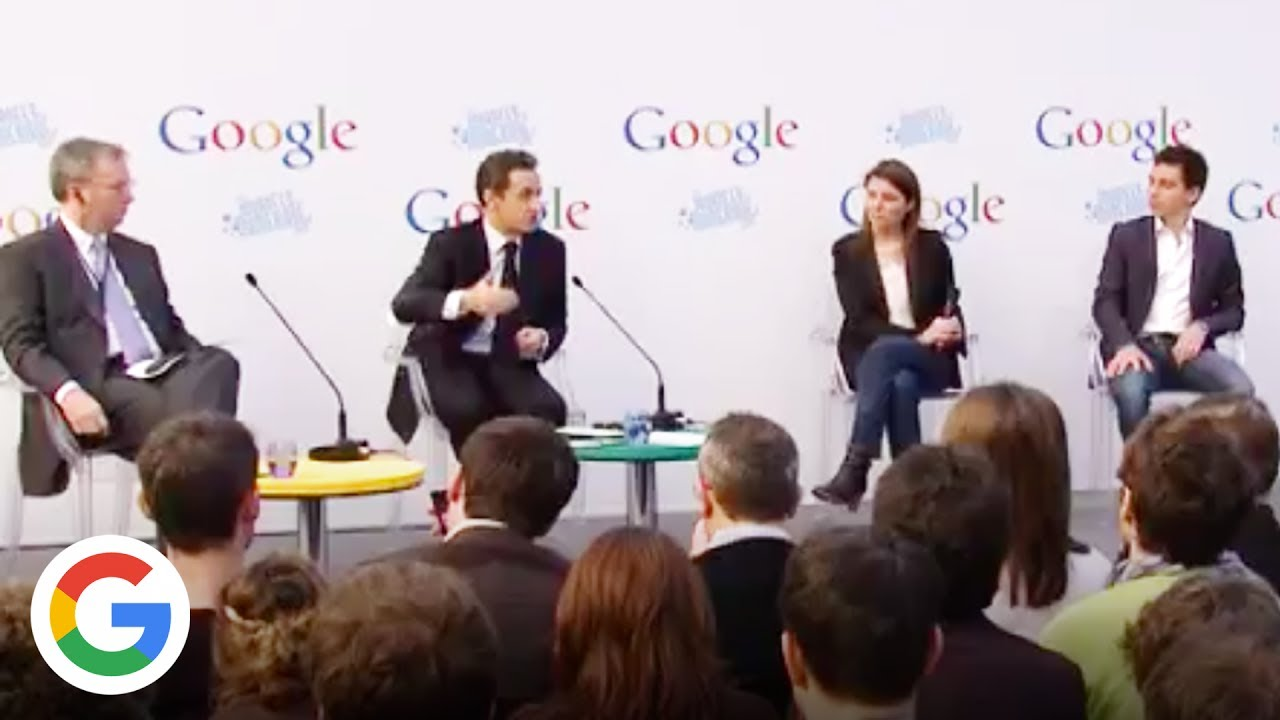 Inauguration des bureaux de google paris google france youtube
