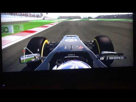 TEAM F1 champ GP2 New Delhi