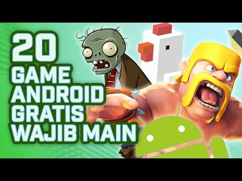 20 Game Android Terbaik Gratis Wajib Punya (April 2016)