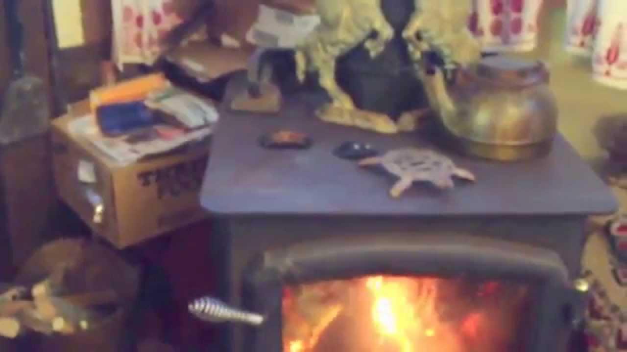 regency epa wood stove burning no smoke auber digital thermometer