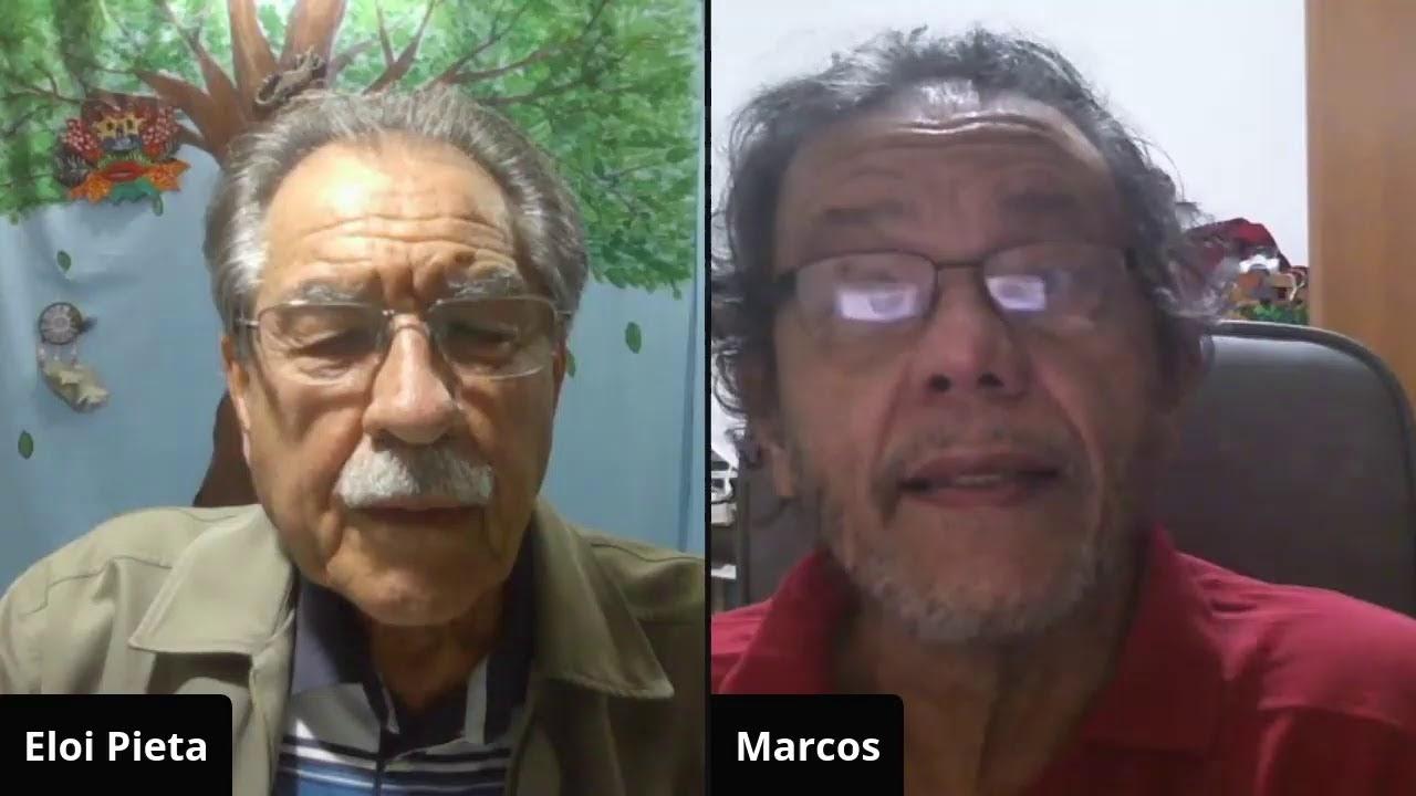 FIQUE LIGADO: ELÓI CONVERSA COM O PROFESSOR DA USP MARCOS SILVA SOBRE O AUTORITARISMO NA ATUALIDADE