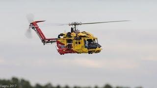 LEGO Technic Helicopter LT 9396 im Rettungseinsatz
