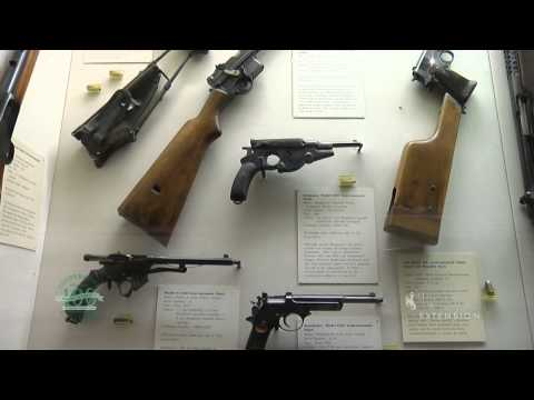 Cody Firearms Museum @ the Buffalo Bill Center of the West