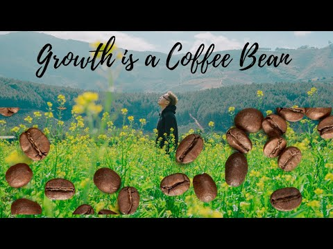 """""""Growth is a Coffee Bean"""" Positive Real Talk #2"""