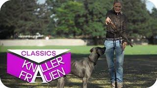 Hundesabber – Martina findet's ekelhaft