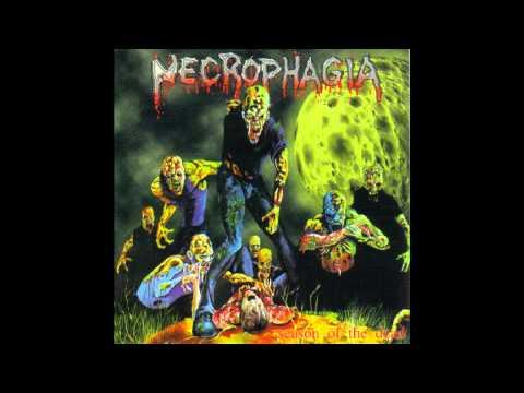 "Necrophagia - ""Season of the Dead / Forbidden Pleasure"""