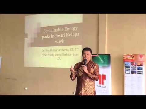 "Engineering Talks Season 2 "" Best Energy Management Practice In Oil Mill """
