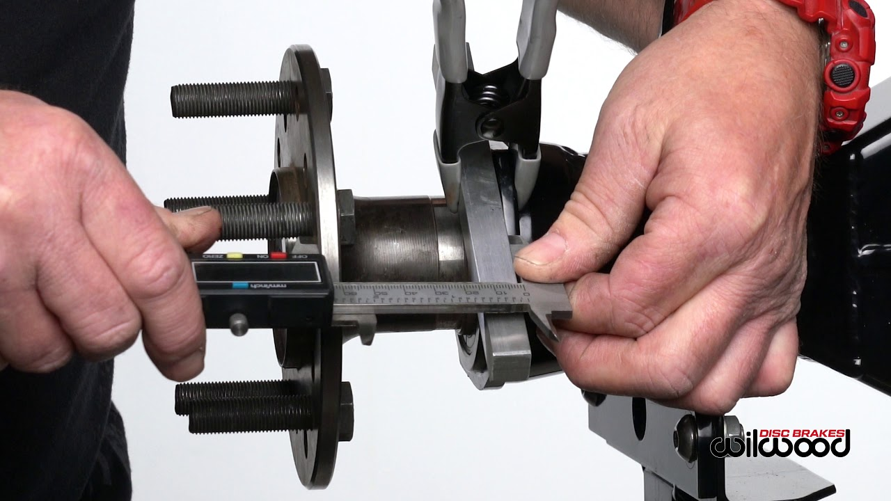 How To Measure Axle Offset
