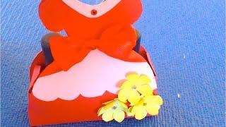 DIY. ♥♥Подарок на День Рождения своими руками♥♥(Подарок на День Рождения своими руками♡ Для небольшого подарка (мешочка с конфетками) можно также сделать..., 2016-03-01T09:00:01.000Z)