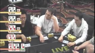 Видео уроки обучения покеру на реальных примерах на английском)