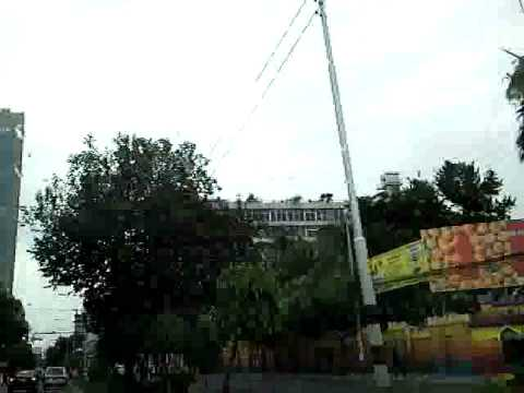 Streets of Gulshan Dhaka Bangladesh