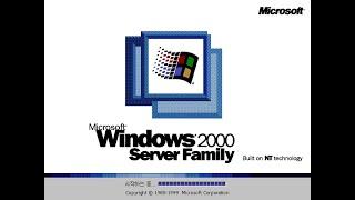 Windows 2000…