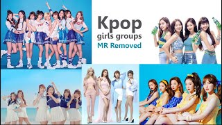 (MR Removed)  twice vs gfriend vs mamamoo vs red velvet vs blackpink