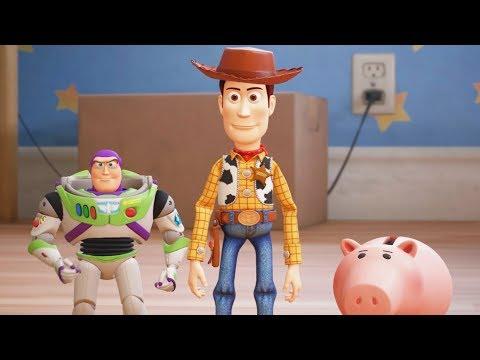 Toy Story Movie All Cutscenes - Kingdom Hearts 3