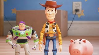 Toy Story Movie All Cutscenes - Kingdom Hearts 3