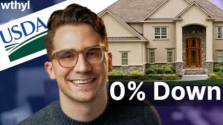 2021 USDA Loan Requirements for 0% Down thumbnail