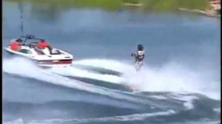 Chris Rossi - 2009 World Water Ski Championships Men's Slalom Final on ESPN360.com