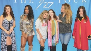 vip fifth harmony sound check and concert