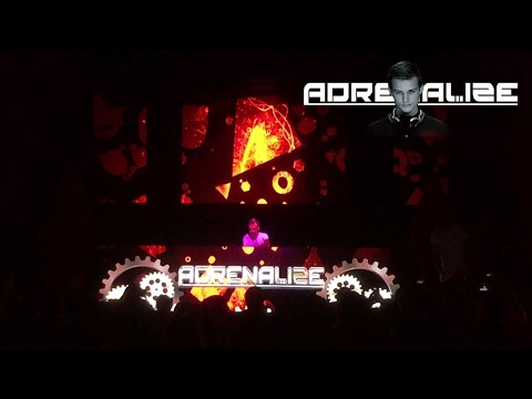 Adrenalize | The Gate @ Luxor, Santiago de Chile 17.02.17