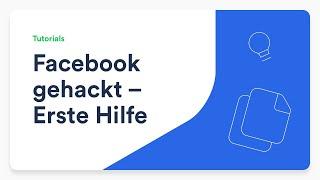 Facebook-Account gehackt - Was tun?