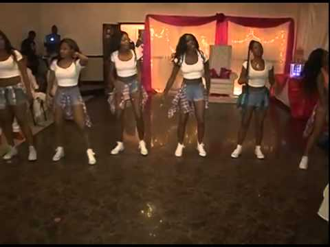 Shanika sweet 16 dance