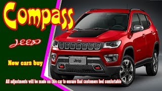 2019 Jeep Compass | 2019 Jeep Compass Trailhawk | 2019 Jeep Compass Limited | New Cars Buy.