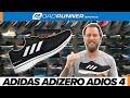 Adidas Adizero Adios 4 Shoe Review | NEW FALL 2018