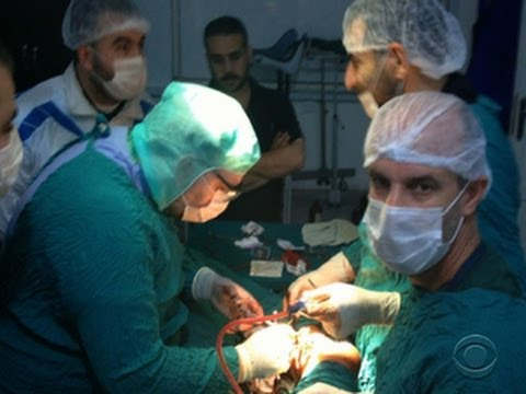U.S. Doctor Works To Treat Horrors Of Syria's Civil War
