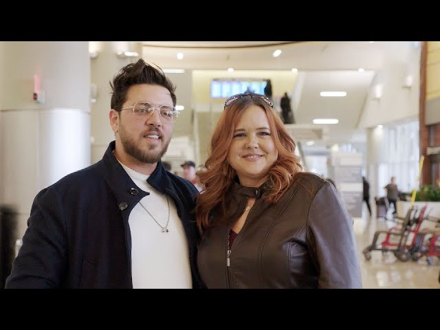 90 Day Fiance\: Zied Has AWKWARD Arrival in the U.S. as He Reunites With Rebecca (Exclusive)