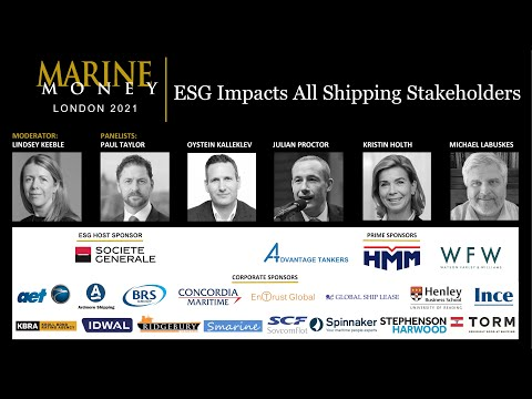 ESG Impacts All Shipping Stakeholders