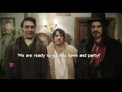 'WHAT WE DO IN THE SHADOWS' [2014] Soundtrack: