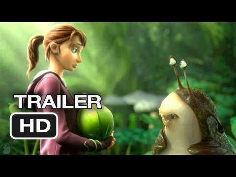 Epic   1 2013 Amanda Seyfried, Beyoncé Animated Movie HD