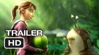 Epic Official Trailer #1 (2013) Amanda Seyfried, Beyoncé Animated Movie HD