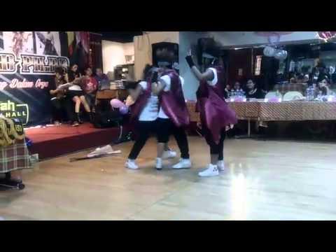 Tomboy indonesia dance