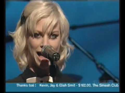 Gin Wigmore - Oh My LIVE Telethon NZ 2009