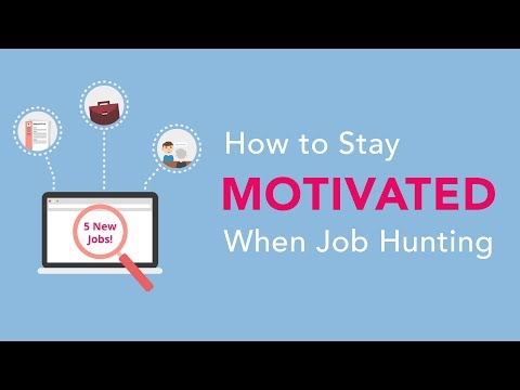 Stay Motivated Job Hunting | Brian Tracy