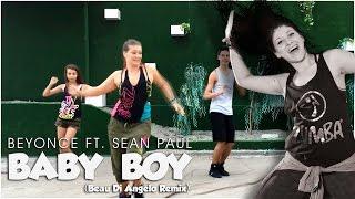 BEYONCE *TRAP remix - BABY BOY - by ALINA DUMA(Zumba Ⓡ Fitness Choreo)