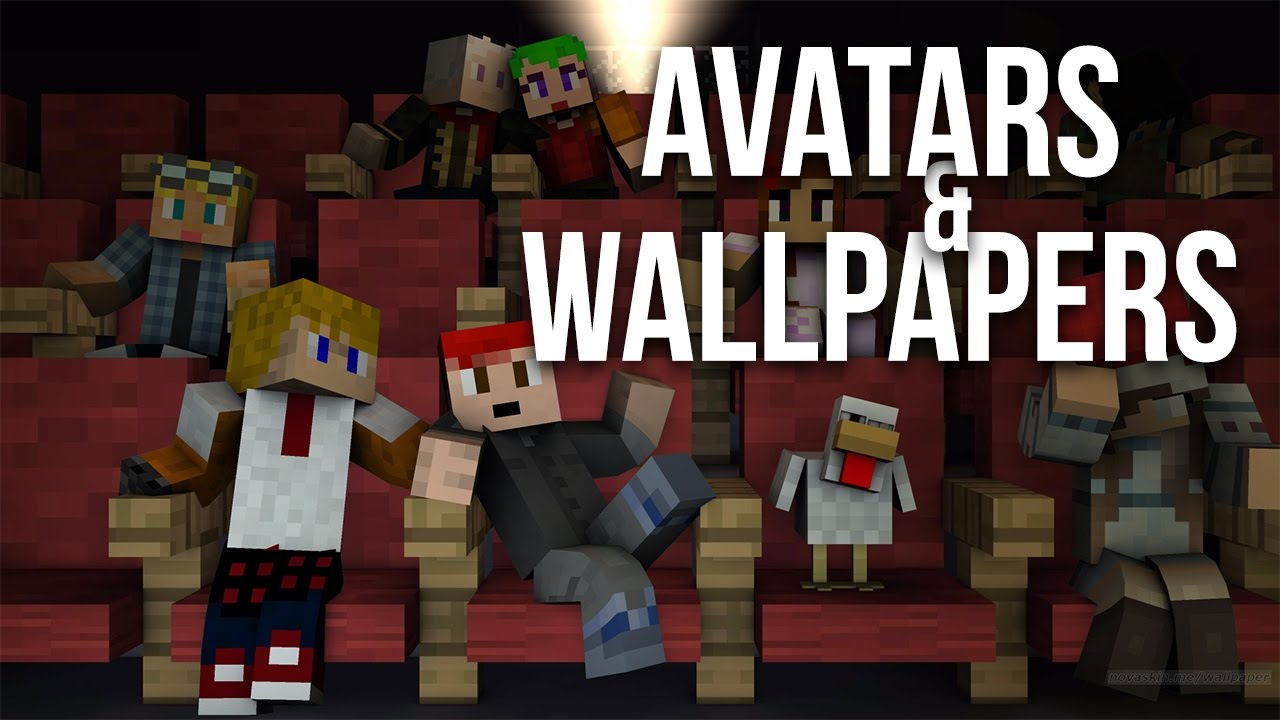 Easy Way To Make Awesome Minecraft Avatars And Wallpapers