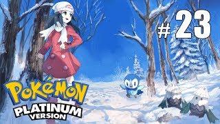 Прогулки в городском парке Pokemon Platinum 23
