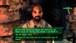 Fallout NV Honest Hearts Walkthrough, Part 2: Through the Northern Passage to Zion (1080p Gameplay)