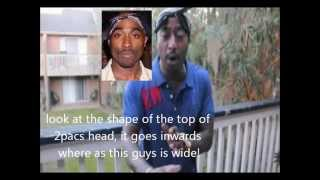 Proof 41 year old 2pac pictures are fake 2012