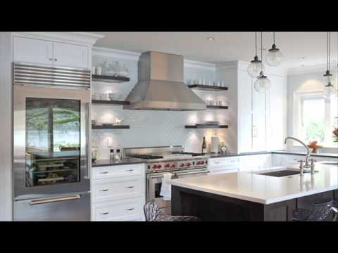 shelves design for kitchen contemporary floating shelves kitchen designs 5182