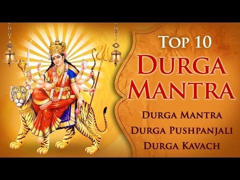 Top 10 Durga Mantra   Durga Saptashati   Bhakti Songs Hindi