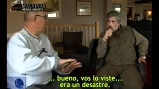 Telefe Malvinas Herida Abierta - Cara a Cara 30 Años Despues