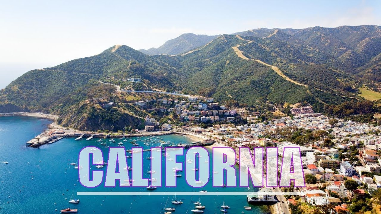 top 10 best places to visit in california - youtube